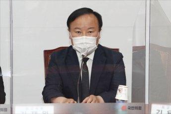 국민의힘 첫 최고위에서 이준석에게 견제구 던진 김재원
