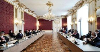 文 대통령, 오스트리아 대통령과 정상회담…'문화협력협정' 체결
