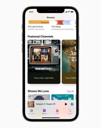 애플 팟캐스트 구독서비스 시작…한국선 '신사임당' 뜬다