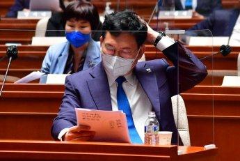 """시민단체 """"문재인·민주당이 부동산 적폐의 몸통"""""""