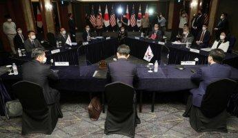 """성 김 """"北, 곧 긍정적 반응 보이길 바란다""""…공은 다시 북한에게로"""