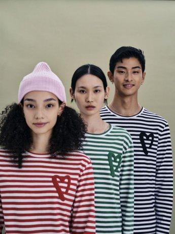 패션업계에 부는 '아나바다'…친환경 제품 쏟아진다