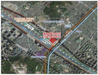DMC역 앞 삼표에너지 부지, 복합단지로 개발