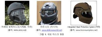 [디펜스기고]장병용 아이언맨 헬멧 나온다