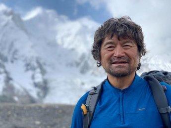 '김홍빈 실종' 브로드피크서 22년 전 조난된 韓산악인 시신 발견