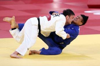 男유도 조구함, 100kg급 '은메달' 획득(종합)