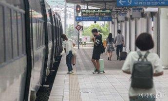 [포토]'여행가방들고'