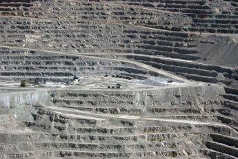 세계 최대 구리 광산 노조 파업 결의…구리 가격은 6주만에 최고치