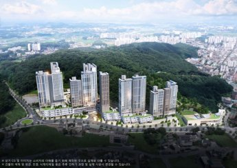 GS건설, '이천자이 더 파크' 내달 분양
