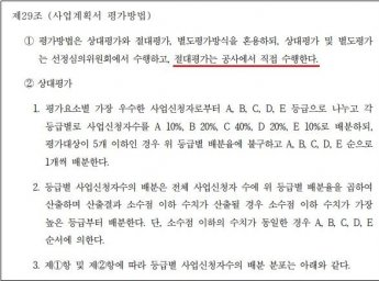 """대장동 개발공모 """"성남공사가 단독 평가하도록 지침 만들어"""""""