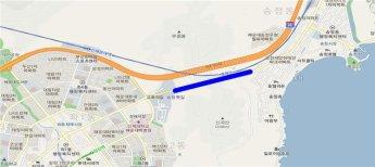 부산 송정터널 LED조명 교체공사, 20일간 교통통제 … 28일부터~10월19일 평일 주간