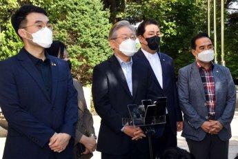 """이재명 """"대장동 이익 증가는 부동산 폭등 때문""""…캠프는 특검 반대"""