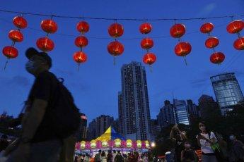 홍콩 선거인단 선거, 99.7% 친중후보 당선