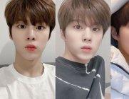 '빠져든다…' 국보급 사슴 눈망울로 팬심 사로잡은 김우석
