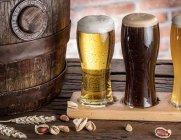 맥주 취향을 찾아라! 라거vs에일