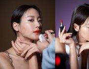 수현, 촉촉+실키한 피부·깨끗한 매트 립