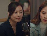 '부부의 세계' 김희애·한소희, 숨 막히는 모던&캐주얼 스타일링