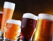 맥주에도 전용잔이 필요해!