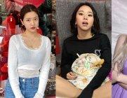 예리·채영·예나의 알록달록 속눈썹 컬러 마스카라♥