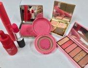 쿨톤 에디터의 핑크핑크 색조 화장품 모음.zip