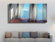 허전한 벽, 작품 하나로 홈갤러리 인테리어 완성