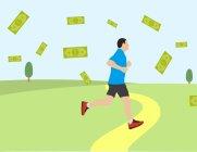 운동하면서 기부를? 온택트 시대 '버추얼 기부 캠페인'