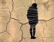 이상기후로 미래를 잃은 듯한 슬픔 '기후 우울증'