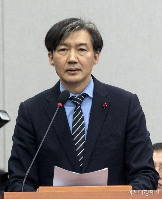 조국, 국회 출현후 '대권 우량주'