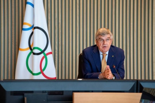 """中, IOC 징계받은 北 옹호…""""감염병으로 도쿄올림픽 불참"""""""