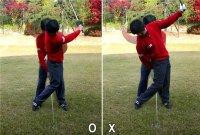 [이병용의 매직스윙] 17. 왼쪽 팔은 '방향', 오른쪽 팔은 '비거리'