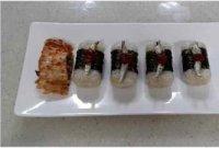 멸치 간장밥
