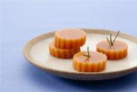 [브런치와 간식사이] 파래진 의사의 얼굴을 빨갛게 만들자, '토마토 양갱'