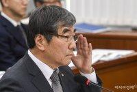 금감원장-노조위원장 만났지만…'원장 사퇴·채용 비리자 승진' 평행선