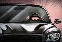 7세 초등학생 엄마 몰래 차 운전하다 사고…2km 운행