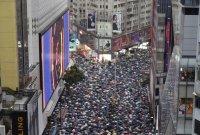 """""""중국 정부, SNS로 홍콩 시위 가짜 정보 퍼쳐"""""""