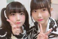 AKB48 치바 에리이 & 사토 미나미 귀여움이 두배