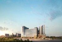 '마크원 복합비즈센터'…인천 최대 규모로 주목 끌어