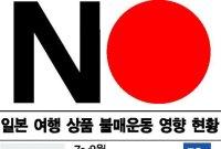"""'지소미아 종료' 더 뜨거워지는 불매…""""일본 여행 사라졌다""""(종합)"""