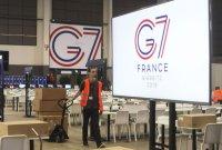 """마크롱 """"공동선언문 없다""""…'분열 조짐' G7 정상회의 관전 포인트는?"""