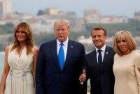 """프랑스 G7 정상회의 개막…""""최고방해자"""" 트럼프 '입'에 쏠린 관심"""