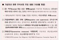 FATF, 북한에 대한 금융 최고수준 제재 유지키로