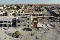 시리아 북서부서 정부군 공습, 민간인 12명 사망