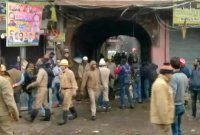 인도 뉴델리 공장서 대형화재로 40여명 숨져…사망자 더 늘 듯