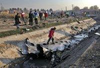 """이란 민항청 """"추락 우크라이나機, 토르 미사일 2발에 추락"""""""