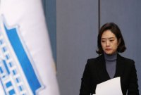'광진' 종착지 버스 탄 고민정…총선 출마 재확인