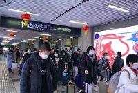 베이징에 우한시민 '우르르'…뻥 뚫린 우한폐렴 방역망