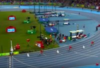 [과학을읽다]400m 육상트랙, 각 레인의 길이는?