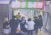 """""""너무 감사해요"""" 지하철 승강장서 '새 생명' 탄생…시민·역무원 출산 도와"""