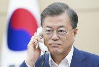 文대통령, 호주·폴란드와 정상통화…'韓기업인 입국 허용' 당부