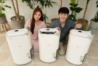 가전업계, 최장기 장마로 제습기·건조기 판매 '껑충'
